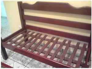 reutilizar uma cama quebrada em banco é possível!