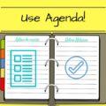 use agenda organizadora