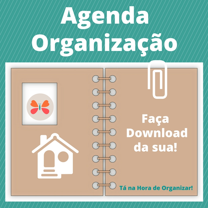 agenda para organização