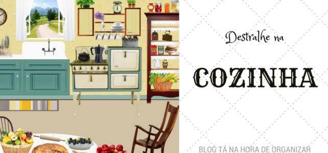 Destralhe Áudio 5 – Cozinha