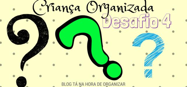 Criança Organizada – Adivinhas
