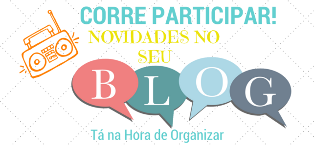 Pesquisa – Novidades no Blog!