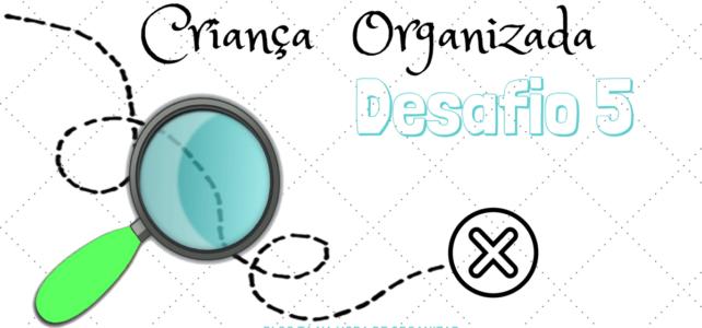 Criança Organizada – Aprender fazendo