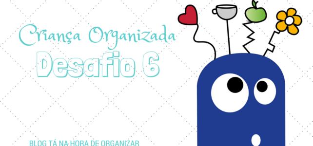 Criança Organizada – Como organizar brinquedos?